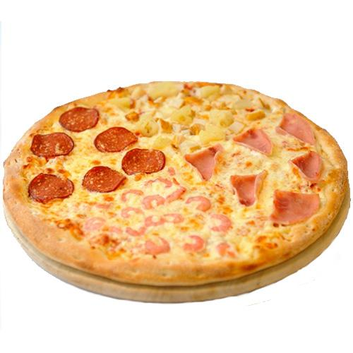 Доставка Пицца «4 сезона»