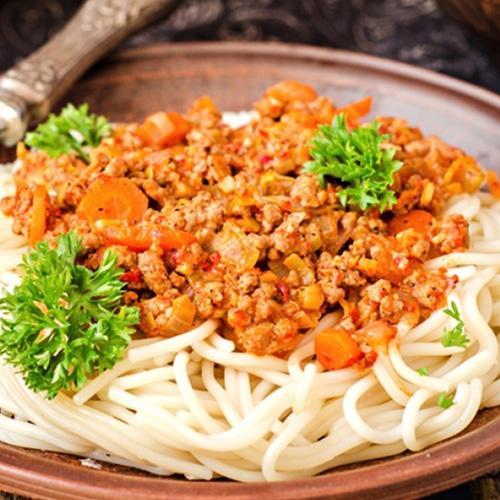Доставка Спагетти «Болоньезе»