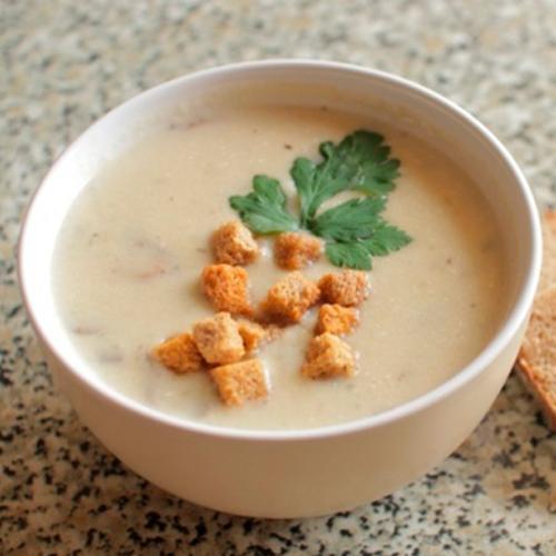 Доставка Грибной крем суп