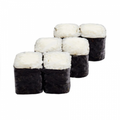 Доставка Маки со сливочным сыром